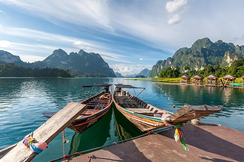 destinasi wisata thailand
