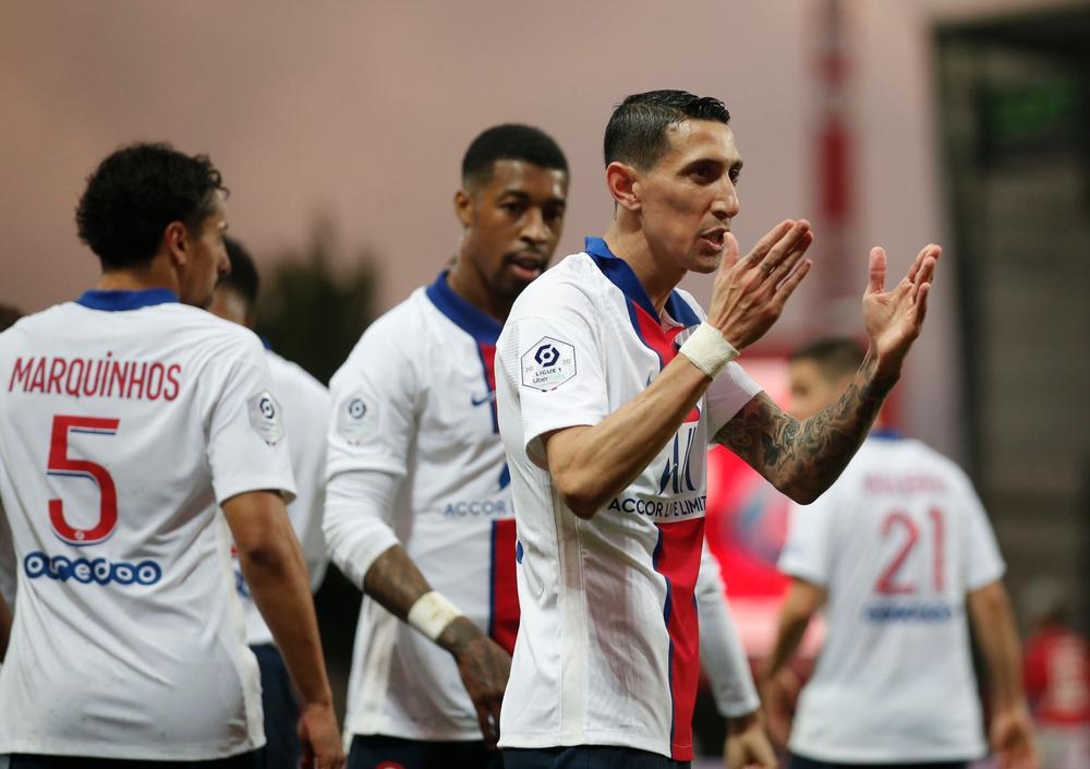 Brest vs Paris Saint-Germain