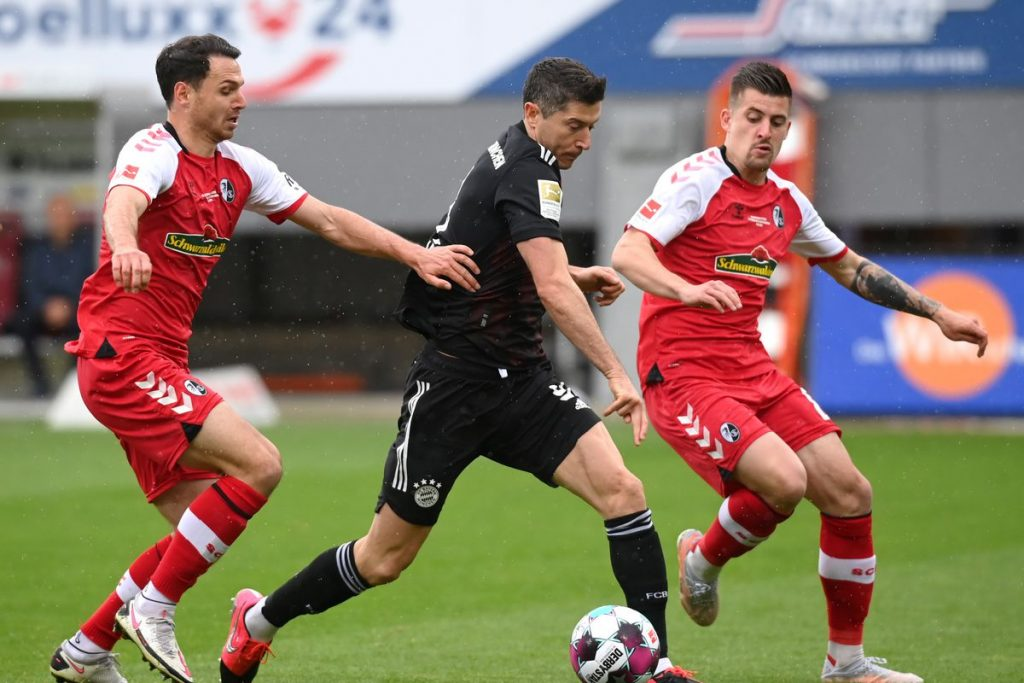 Freiburg vs Bayern Munchen