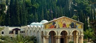 Gereja Segala Bangsa di Yerusalem   Nazaret Tour