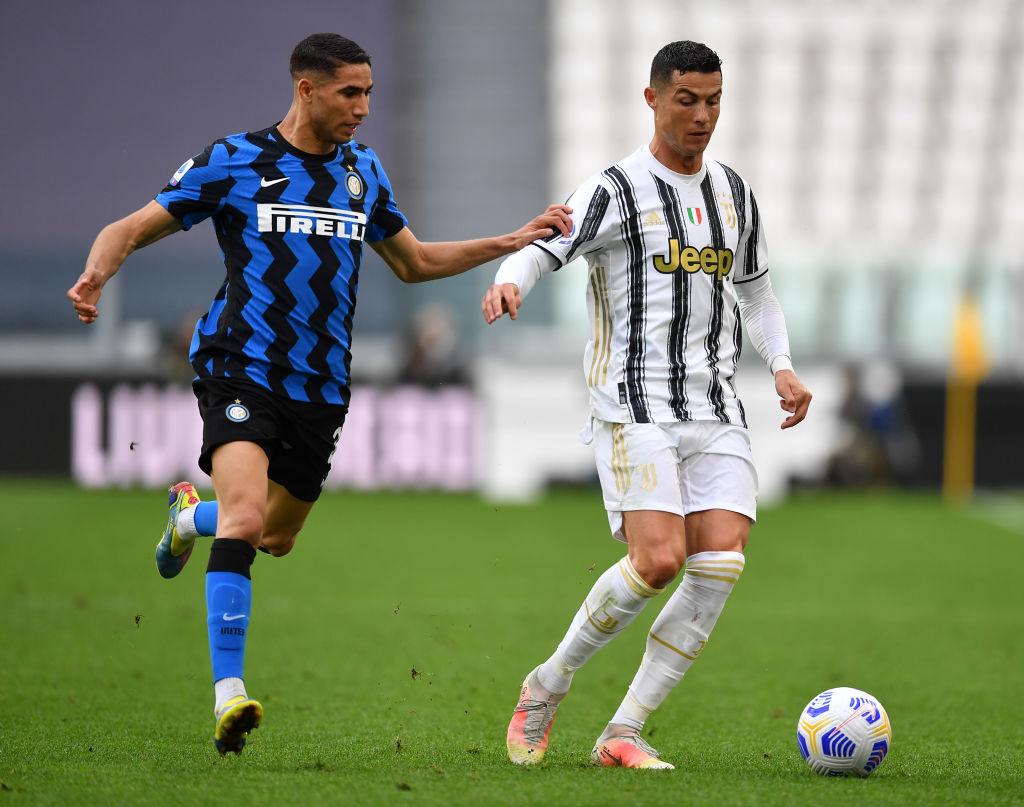 Juventus vs Inter Milan