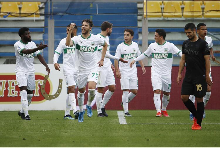 Parma vs Sassuolo
