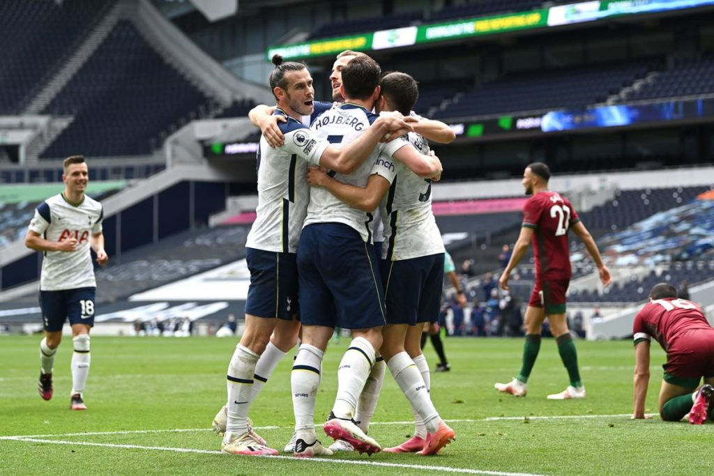 Tottenham vs Wolverhampton