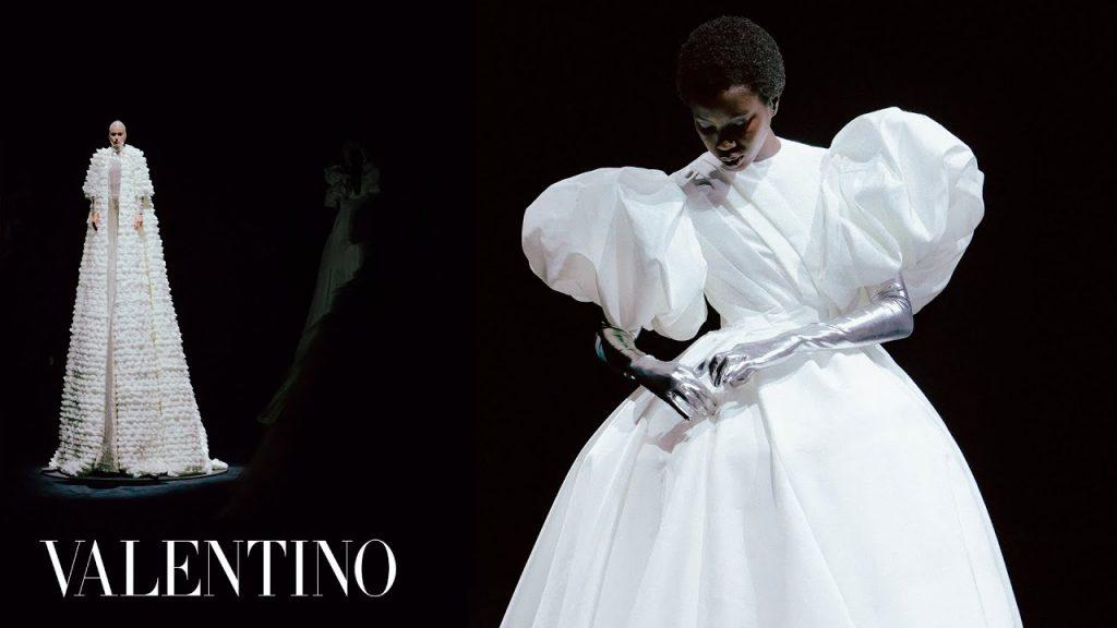fashion spotlight : Valentino Menerapkan Dua Perubahan Besar