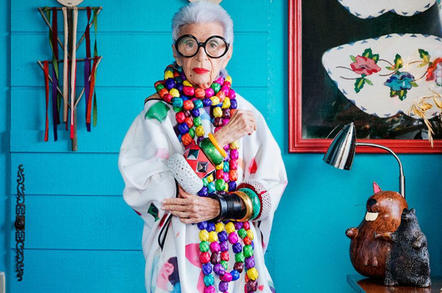 ikon fashion iris apfel