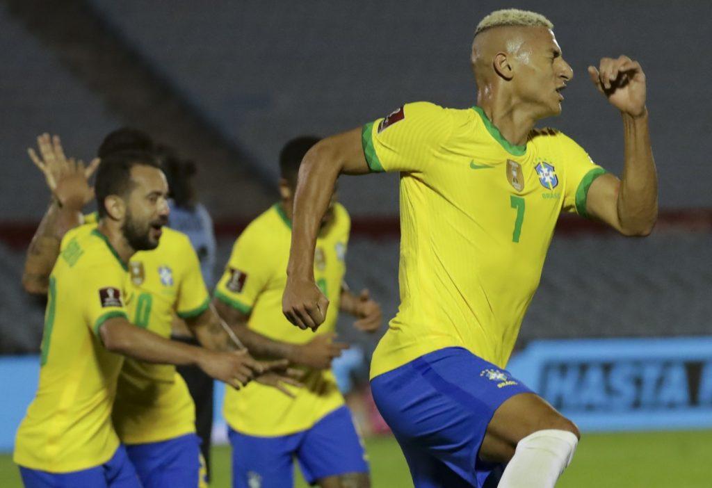 Brazil vs Ekuador