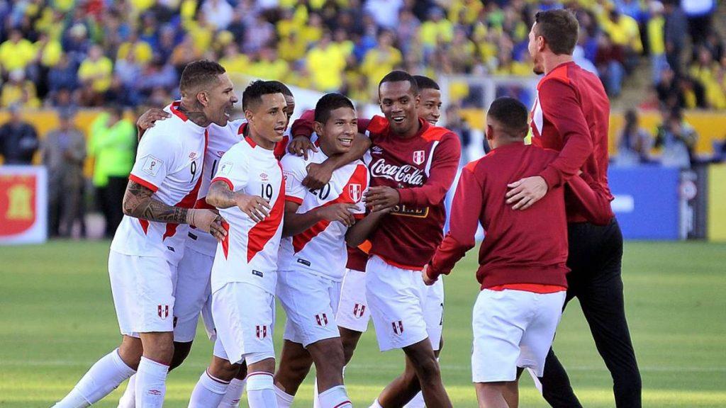 Ekuador vs Peru